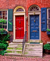Red Door, Blue Door