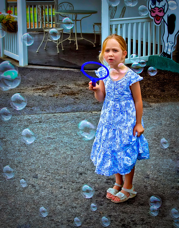 Wonderment of Bubbles
